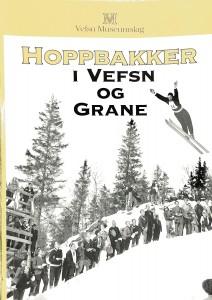 Heftet er utgitt av Vefsn Museumslag.